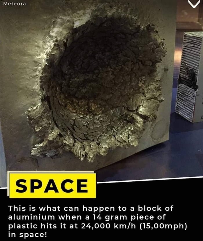 Space scary