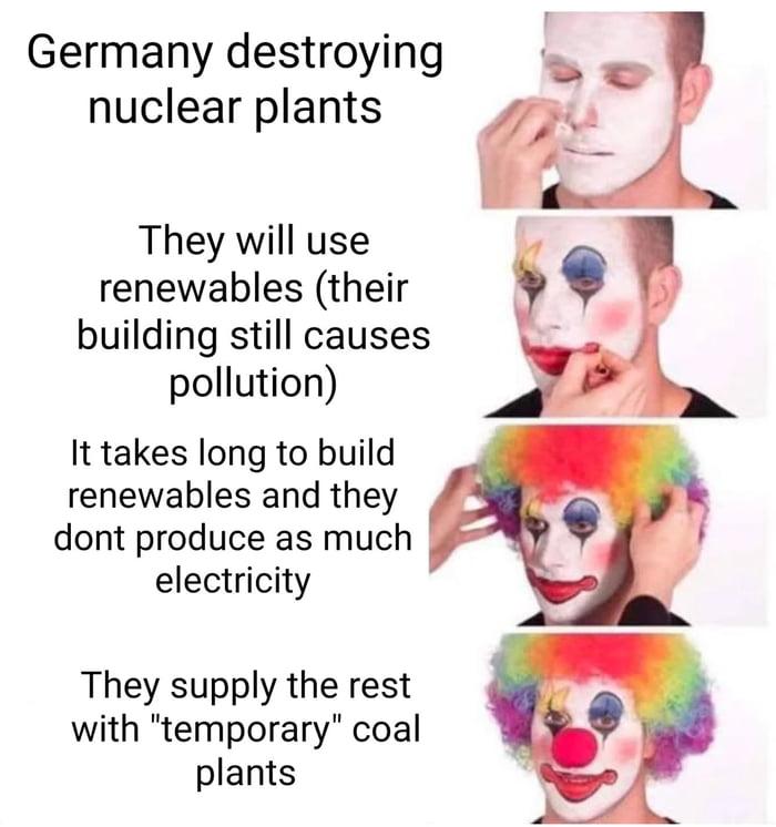 Good job, Germany