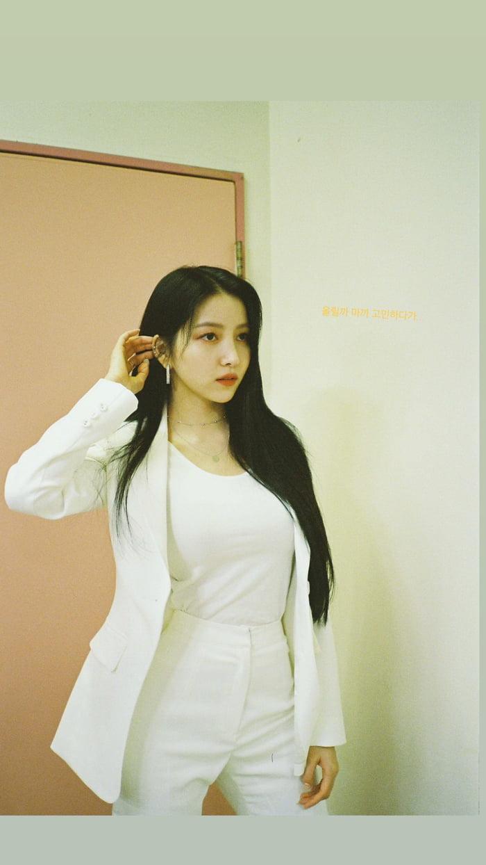 Photo : Sowon - ex-Gfriend