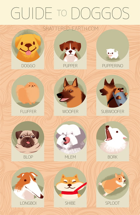This is wat I've been searching for...finally.. the Full Doggo List