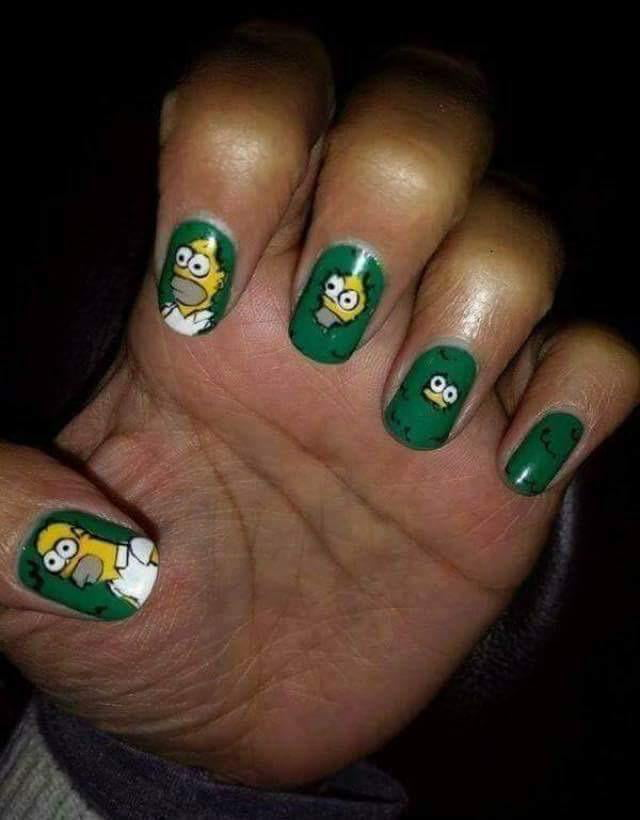 Homer nails did