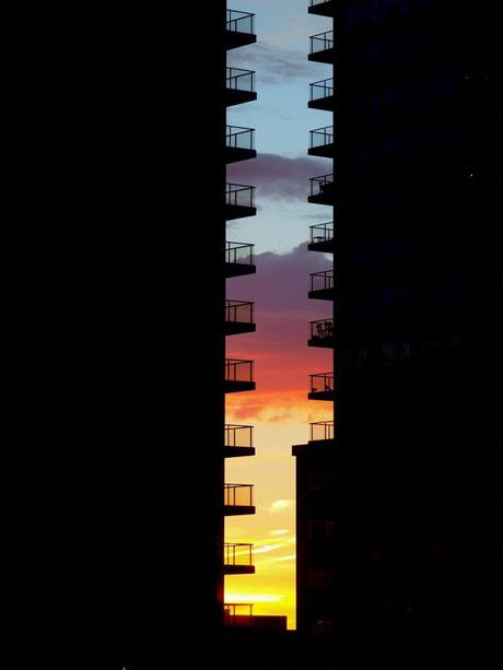 Levels of Sunset