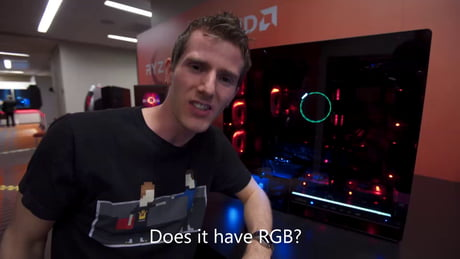 Stock RGB cooler? SOLD!