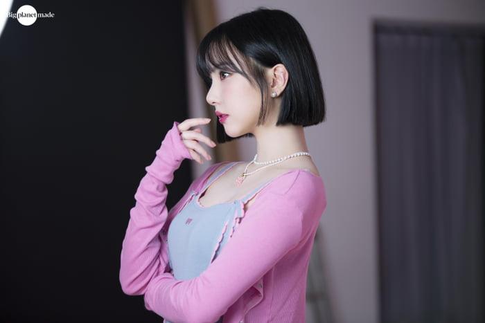 Photo : Viviz - Eunha (ex GFriend)