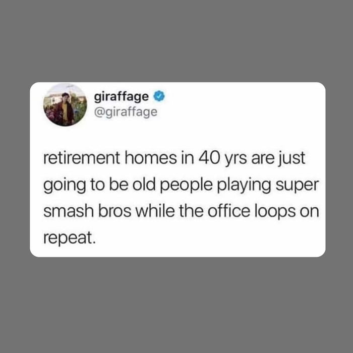 It do be that in 40 years