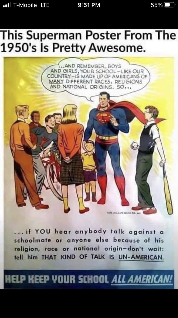 We could all be like Superman!