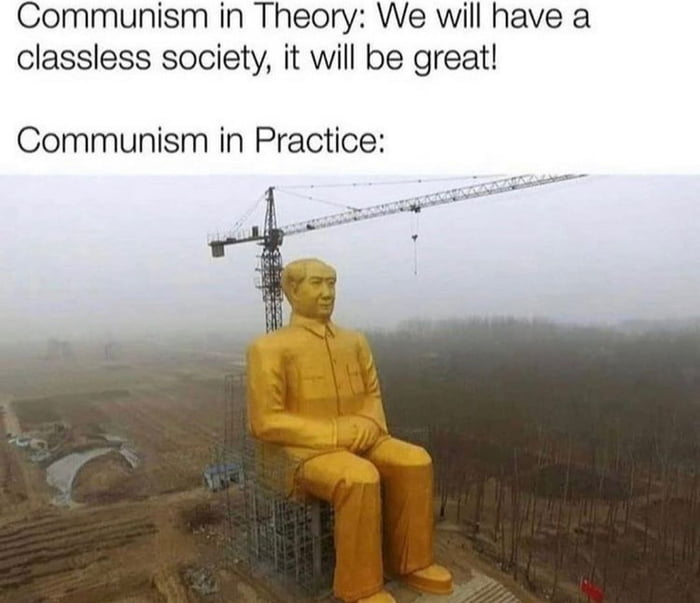Size the means of production