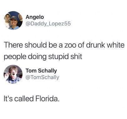 How Florida of You