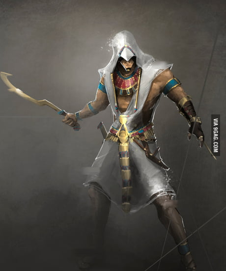 Assassin S Creed Empire 2017 Concept Art 9gag