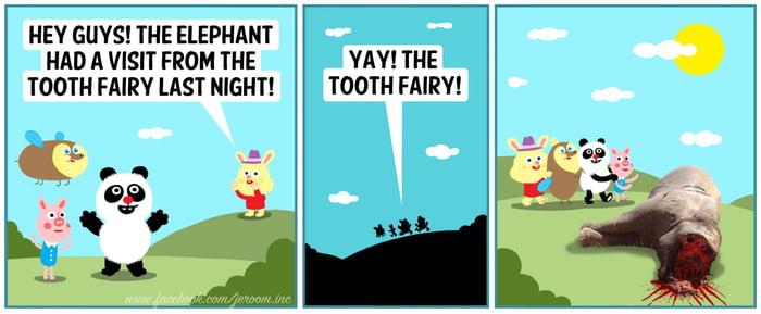 I like these kinds of children's comics