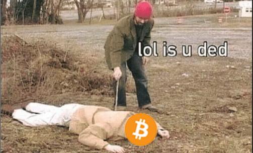 Crypto world right now