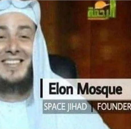 Everyone gets an Elon nowadays ...