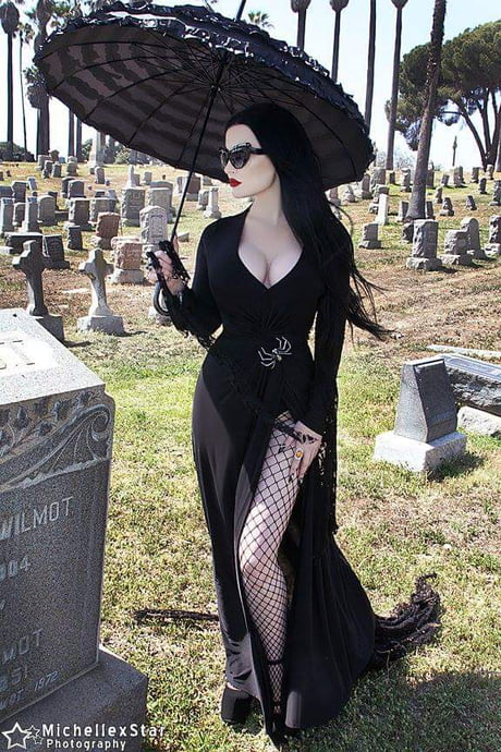 Meanwhile at the local graveyard