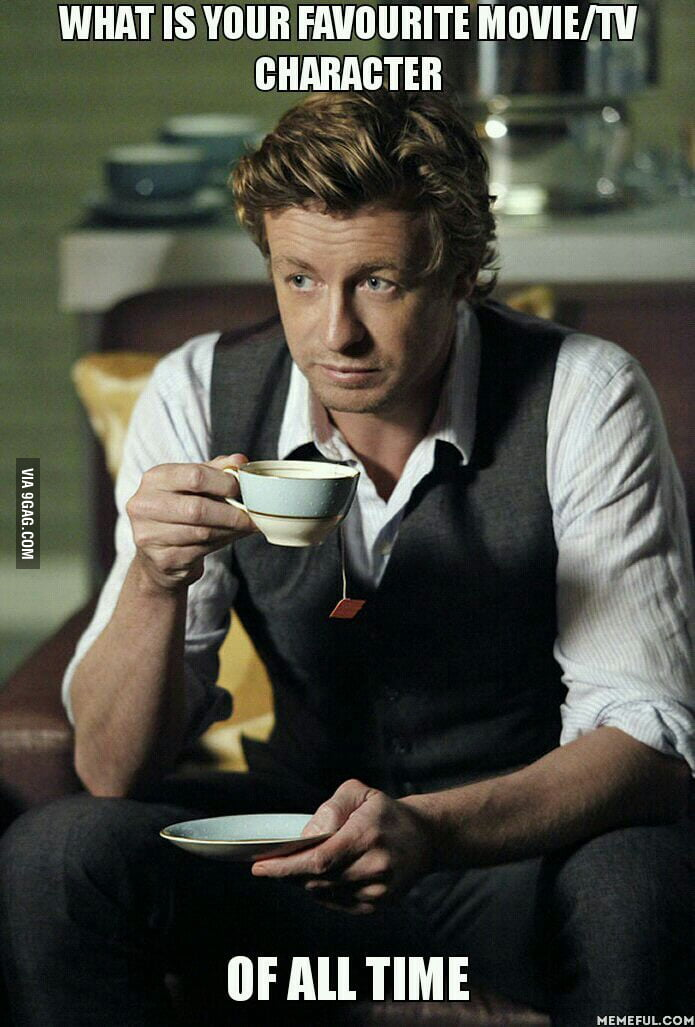 For me it definitely is Patrick Jane from the mentalist