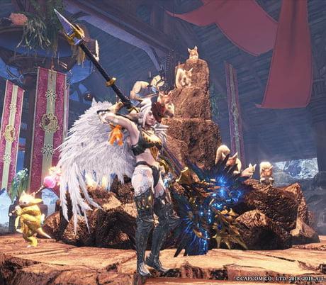 Valkyrie From Monster Hunter 9gag