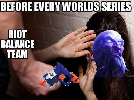 With worlds being at 8.19