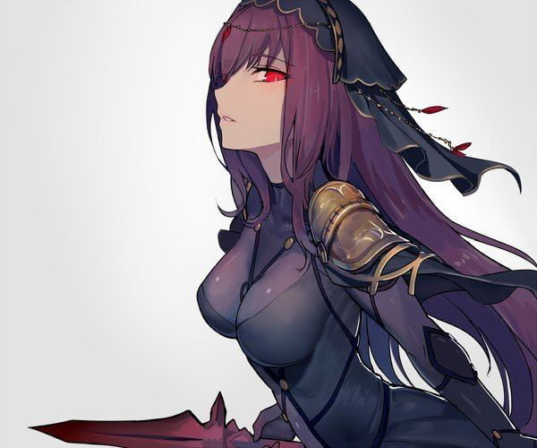 Scathach!