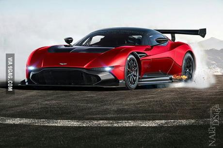 Aston Martin Vulcan Featured In This Week S Grand Tour Episode 800 Hp 1 8 Million 9gag