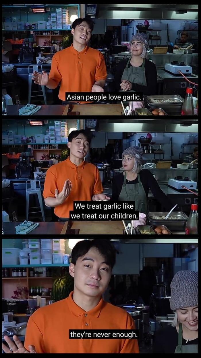 Garlic need to earn straight As
