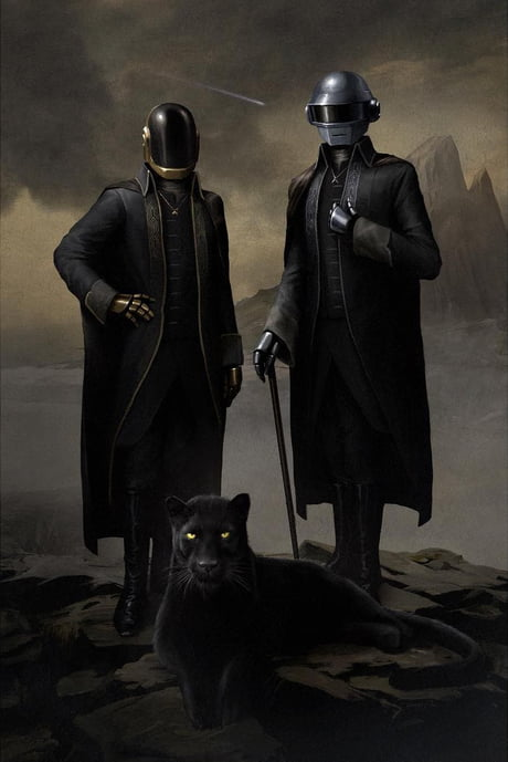 Thank you for all the memories and good music. Daft Punk 1993-2021