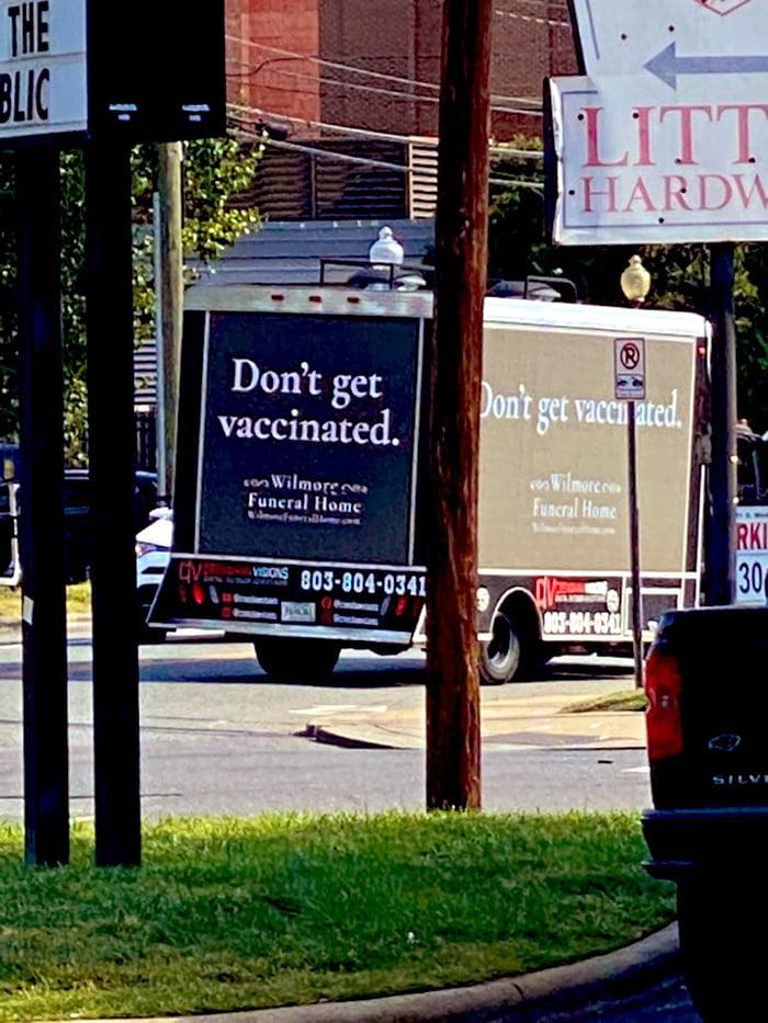 Pandemic Advertising In Charlotte NC