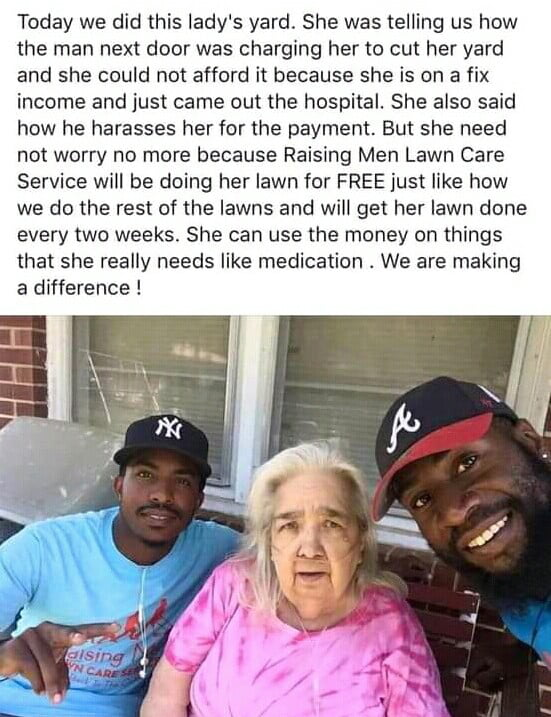 Kindness is priceless