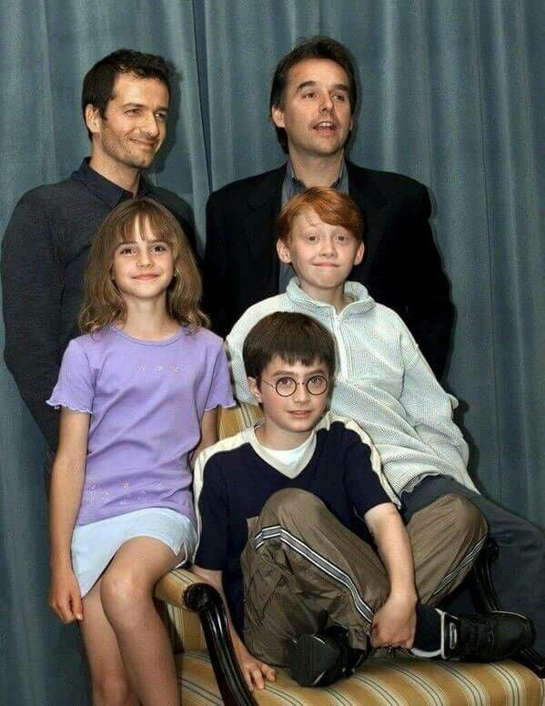 Harry Potter cast announced on 2000