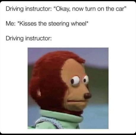 Did I pass driver sensei? 1