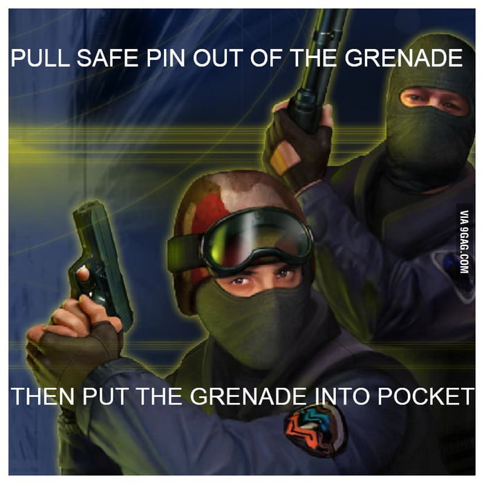 Counter-Strike logic