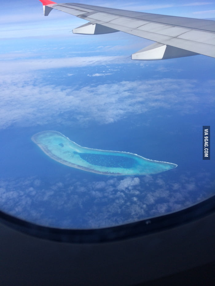 Saw this while flying to Malaysia