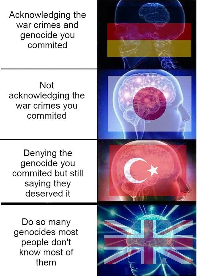 War Crime Enjoyers.