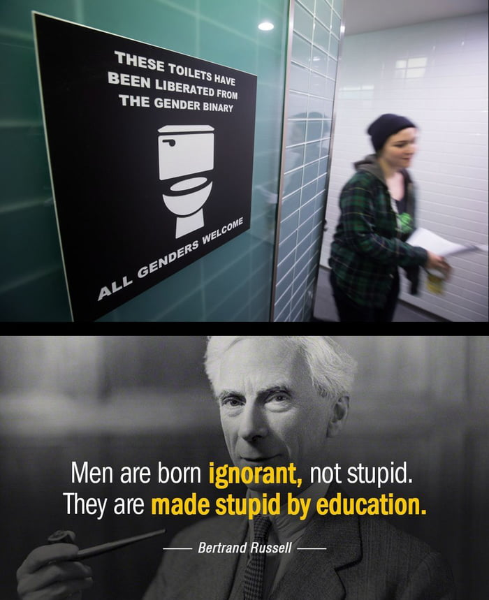 Education used to make people better.