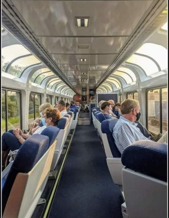 Finally somebody understood it! Probably designed by an introvert, but for me this is the only way to travel comfortable in public transportation