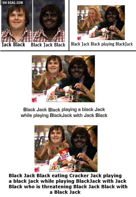 How to use a black jack jack daniels
