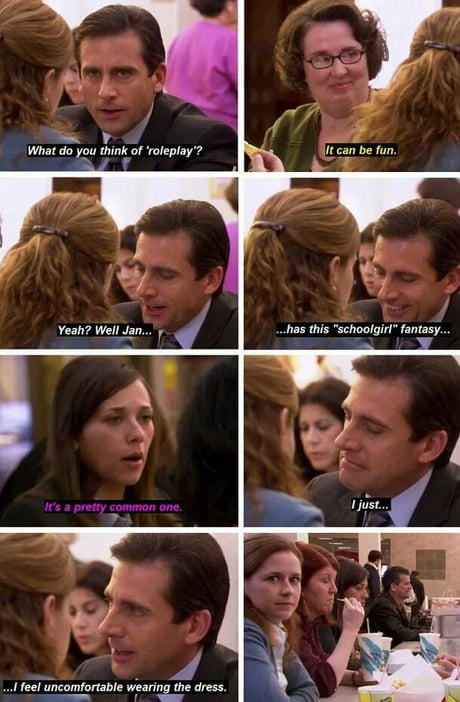 The office, everybody