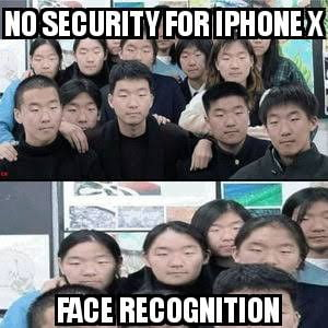 Face recognition 😂😂😂