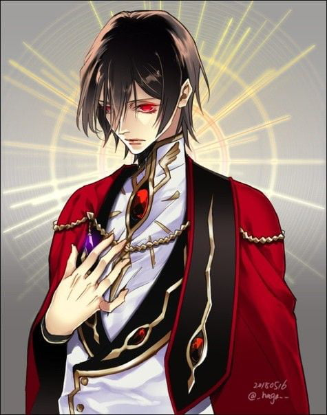 Do you have time to talk about Our Lord and Saviour, Lelouch-sama