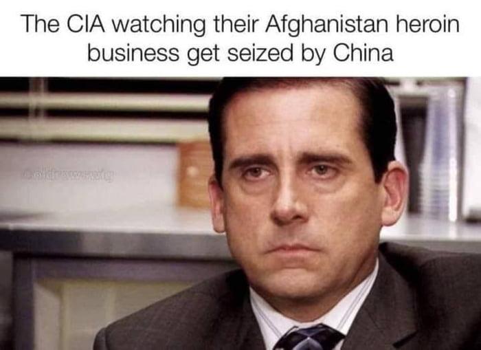 Cries in CIA