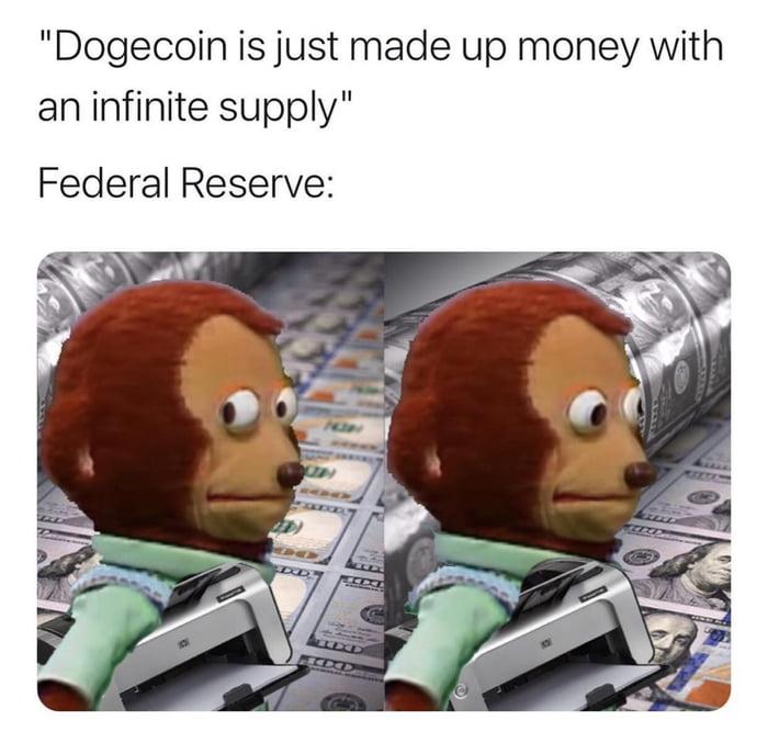 Money printer goes prrr