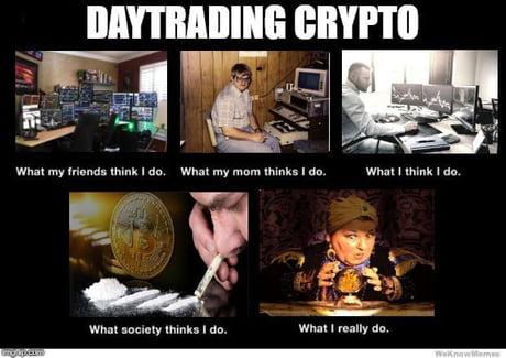 trader bitcoin 9gag)