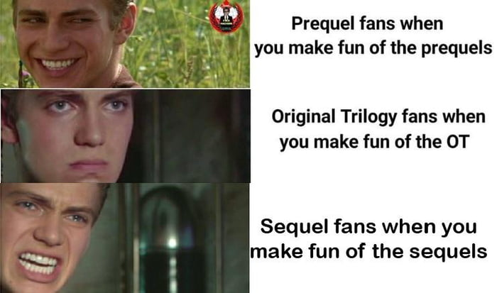 The prequels were the best