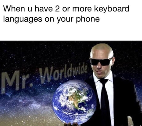 It sucks having to switch all the time tho