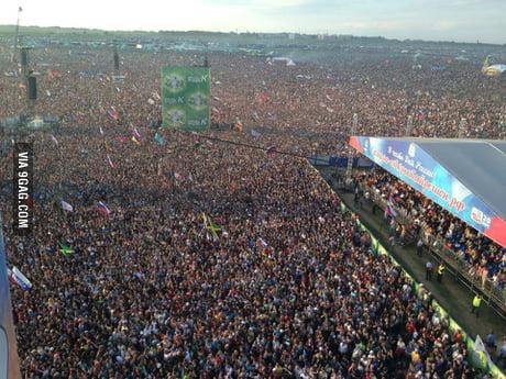 Metallica moscow 1991 attendance