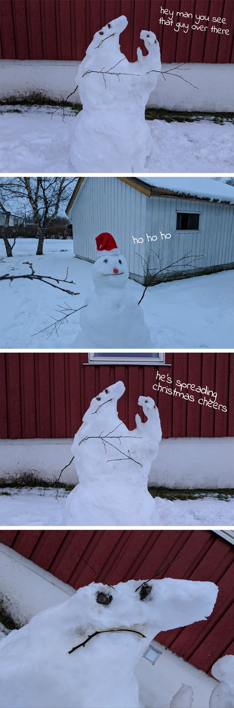 Merry Christmas, Ya Filthy Animals