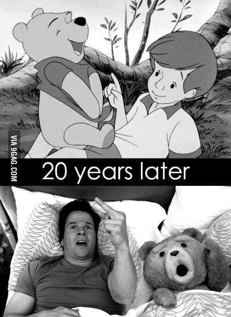 Twenty years later