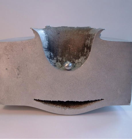 If A Sphere Of Aluminum 1 Cm In Diameter Hits A Block Of Aluminum At ~15,000 Mph (Space Debris Impact Research Conducted By The ESA)