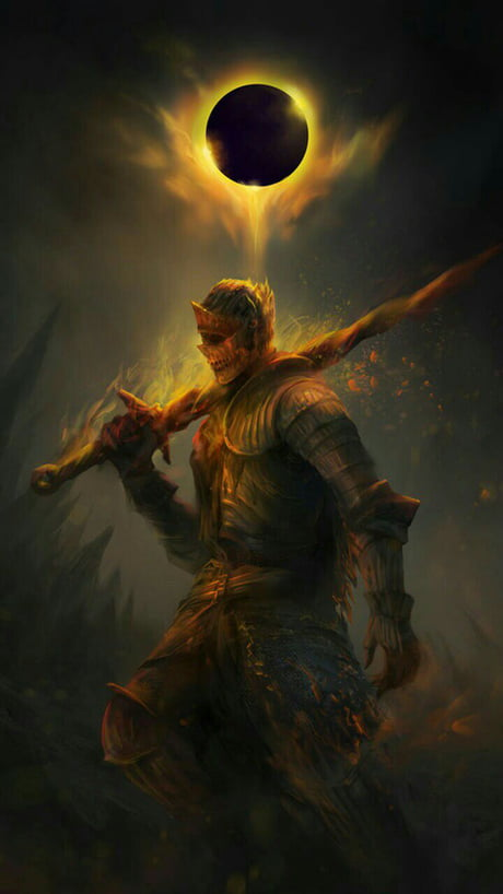 Dark Souls Wallpaper 8 Soul Of Cinder 9gag