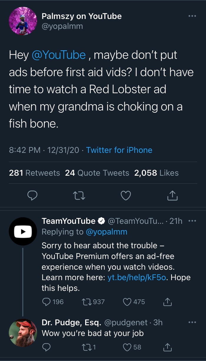 Youtube has become the worst garbage corporation ever