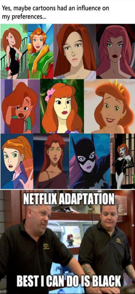 Disney as well