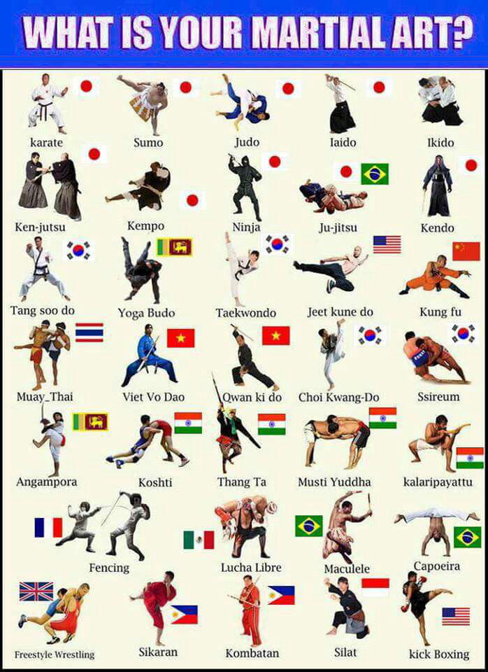 Whats your? mines judo and sikaran